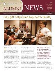 Alumni News_final.indd - Indiana University School of Law