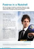 Fastrax Product Leaflet - Page 4