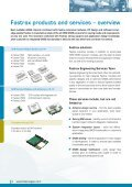 Fastrax Product Leaflet - Page 6