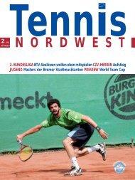 2· 2011 - Tennisverband NORDWEST eV