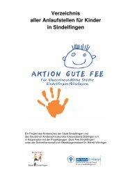 Aktionsliste, Version BB, komplett 07-07 - bei der Stadt Sindelfingen