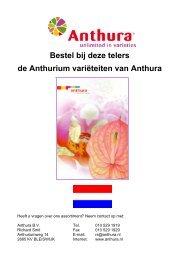 Aanbod FHTF maart 2008 - Anthura