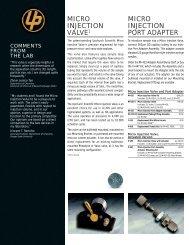 Micro Vlves Bro - Teknolab AS
