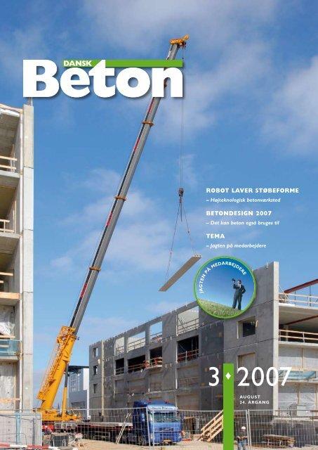 Download blad nr. 3-2007 som pdf - Dansk Beton