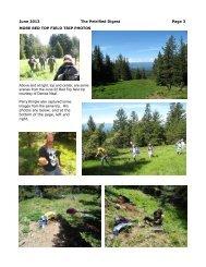 July 2013 Part 2 - Wenatchee Rock Club