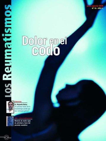 Entrevista Dr. Alejandro Balsa - Sociedad Española de Reumatología