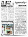 Barangay visitation launched - City Government of Ormoc - Page 4