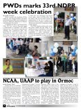 Barangay visitation launched - City Government of Ormoc - Page 6
