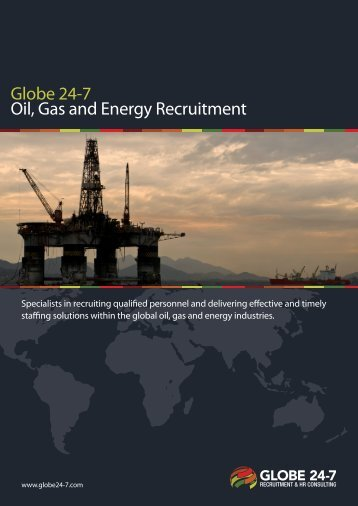 Globe 24-7 Oil, Gas and Energy Recruitment