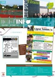 Ligné Info n°80 Novembre Décembre 2011