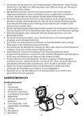 BROTBACK AUTOMAT BEDIENUNGSANLEITUNG - Superior - Seite 3