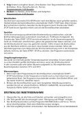 BROTBACK AUTOMAT BEDIENUNGSANLEITUNG - Superior - Seite 5