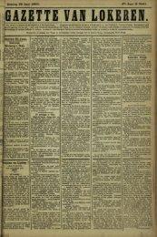 Zondag 22 Juni 1890. 47« Jaar N° 2441. akeren 21 Juni. trijden en ...