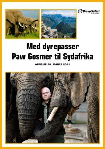 Download program for turen her (pdf) - Aalborg Zoo