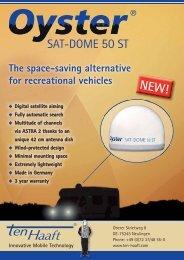 SAT-DOME 50 ST - ten Haaft