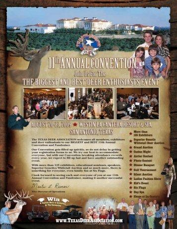 here - Texas Deer Association