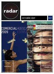 Radar, octubre 2009 - Ayuntamiento de Huesca