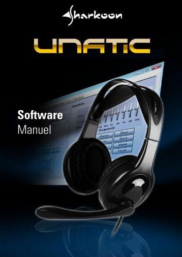 Software Manuel - Sharkoon