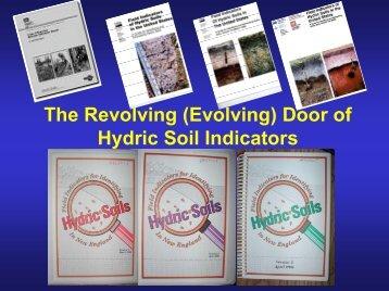 The Revolving (Evolving) Door of Hydric Soil Indicators - NeSoil & Hydric Magazines pezcame.com
