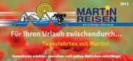 Martin-Reisen