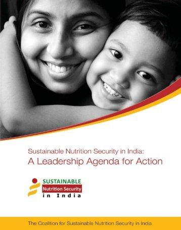 A Leadership Agenda for Action - IntraHealth International