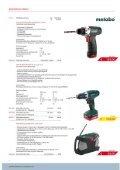KERNPRO~GRAMM ELEKTROWERKZEUGE - TipTop Automotive ... - Page 4