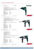 KERNPRO~GRAMM ELEKTROWERKZEUGE - TipTop Automotive ... - Page 5