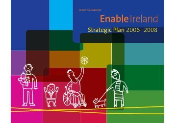 Strategic Plan File 1 of 4 - Enable Ireland