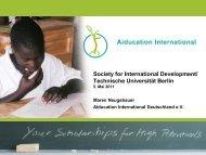 Society for International Development - SID