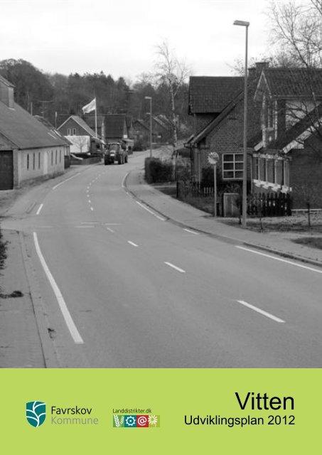 Klik og download udviklingsplan for Vitten - Favrskov Kommune