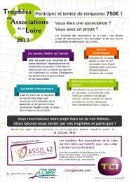 bulletin de participation - Loire Solidaires