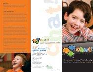 Download the CHAT Brochure - Burton Blatt Institute at Syracuse ...