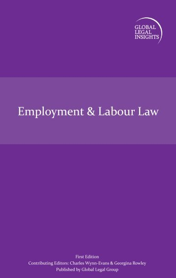 Employment & Labour Law in Turkey - ELIG Attorneys at Law