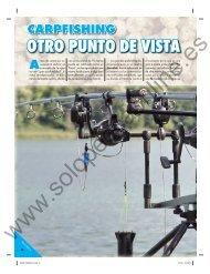 carpfishing otro punto de vista - Solopescaonline.es