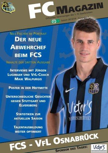 3 - 1. FC Saarbrücken