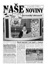 Číslo 17 - naše noviny archiv