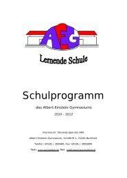Schulprogramm (Download) - Albert Einstein Gymnasium