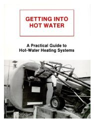 A Practicle Guide to Hot-Water Heating Systems - Biological and ...