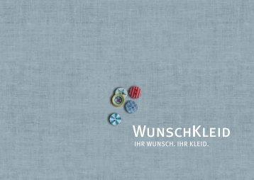 """""""WunschKleid""""-Anfertigungen ca. 3,5 MB - Weisser Rabe"""