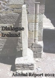 to download our 2012 Annual Report - Dialogue Ireland