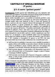 Capitolo 013° Speciali modifiche V parte il carro ''pulisci ... - 3Rotaie.it