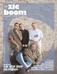 Zic Boom n°22 Novembre / Décembre 2003 - Polca
