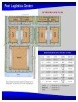 Port Logistics Center Brochure - Page 2