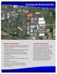 Port Logistics Center Brochure - Page 3