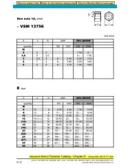 VSM 13756 STEEL - Maryland Metrics