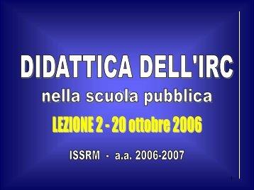 unità didattica - Chiesa di Milano