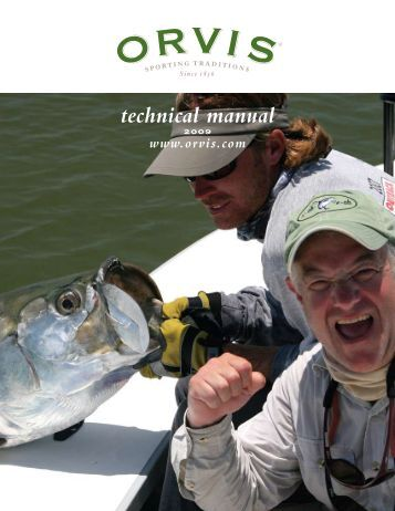 technical manual - Orvis
