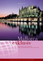 exklusiv Mallorca - GMK Reisen
