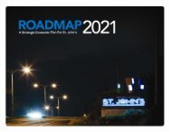 Roadmap 2021 - City of St. John's