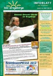 RegenbogenMESSE 2012 - BIO-ERZGEBIRGE